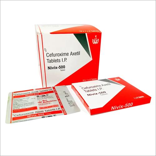 NIVIX TABLET Cefuroxime Axetil Tablets