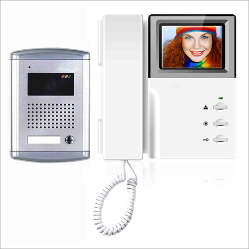 Home Automation Door Phone