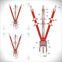 Heat Shrinkable Cable Termination Kit