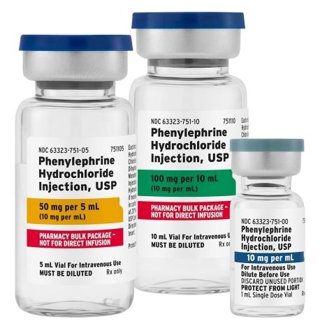 Phenylephrine Injection I.p. 10 Mg/ml