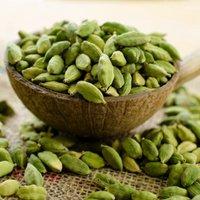 High quality Green Cardamom Elettaria cardamomum fruits