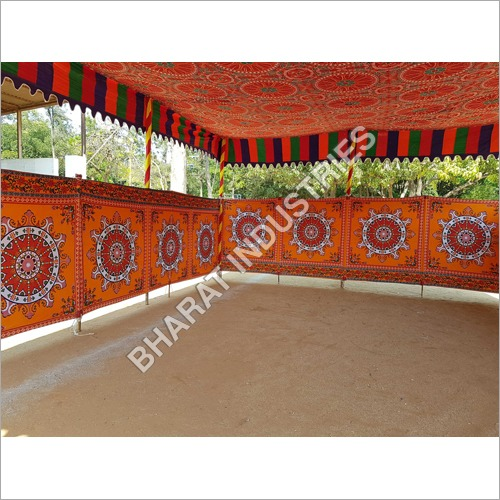 Cotton Side Cloth Tent