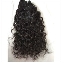 Indian Curly Temple Hair
