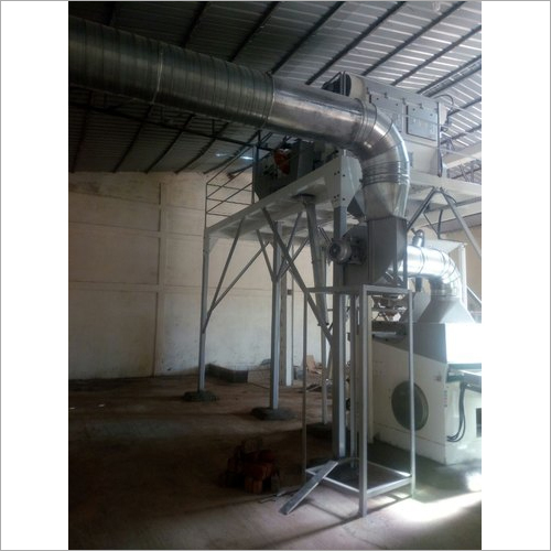 Industrial Spice Processing Plant