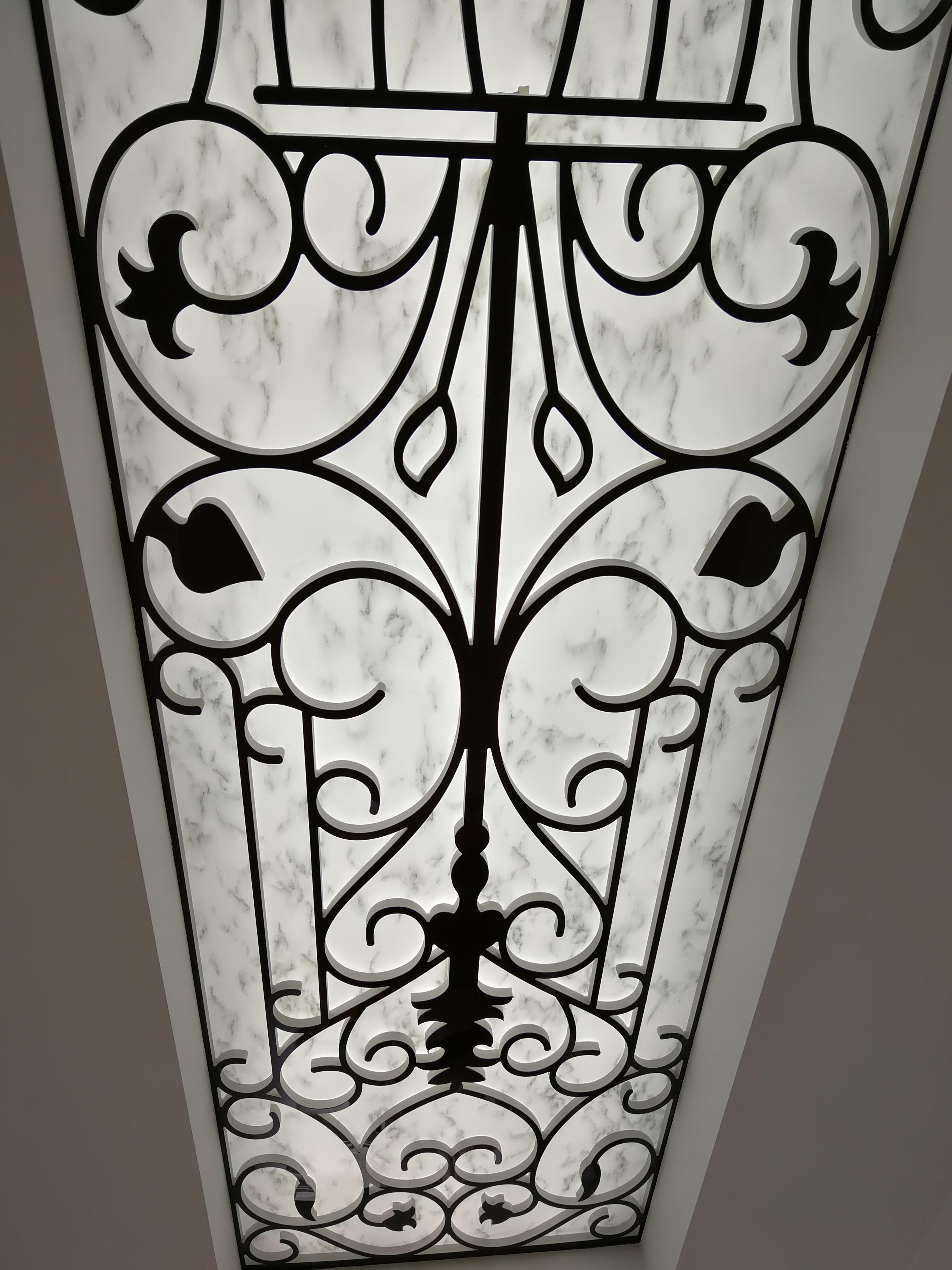 Man Made  Alabaster Marble Jade Decorative Panels For Lights Decorations