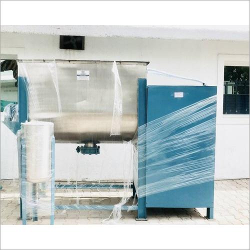 Steel Detergent Mixing Machine