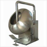 Steel Tablet Coating Machine