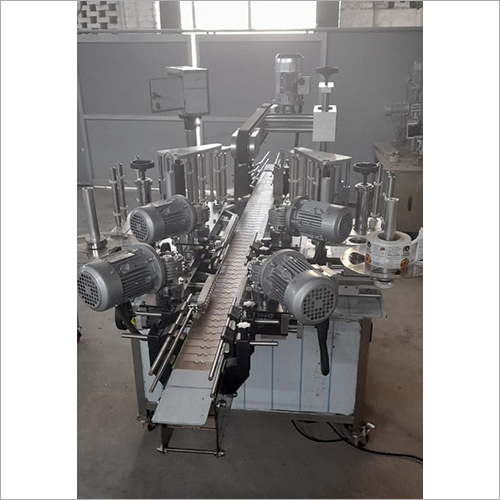 Industrial Labeling Machines