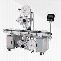 Top Or Bottom Labelling Machine