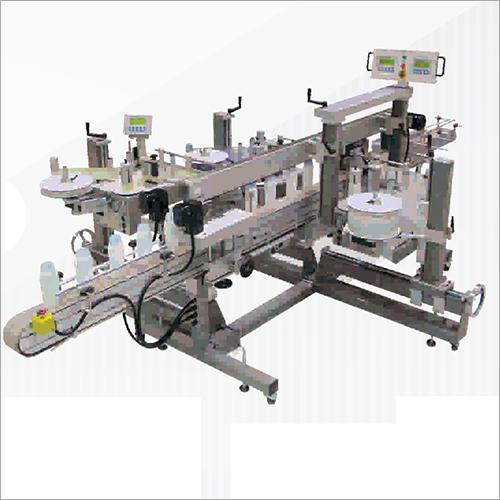 Neck Labelling Machine
