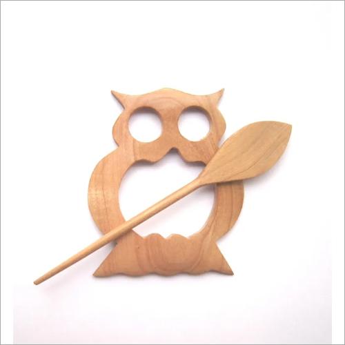 Sitting Owl Shawl Pin