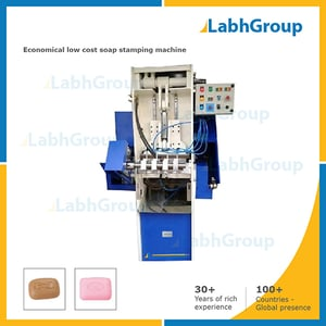 Economical Low Cost Soap Stamping Machine