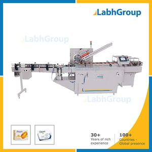 Paper Carton Packing Machine For Toilet Soap