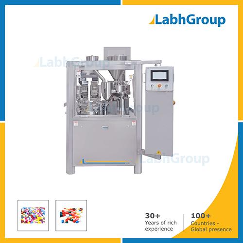 Automatic Pharma Capsule Filling Machine