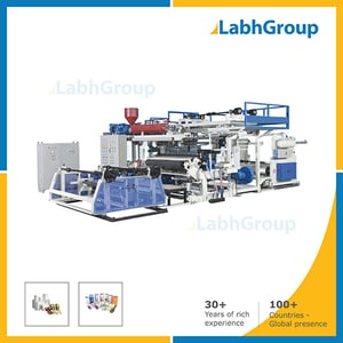Solvent Less Extrusion Lamination Plant