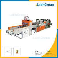Automatic Vest Type Bag Making Machine