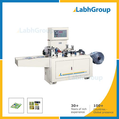 Automatic Shrink Label & Sleeve Cutting Machine