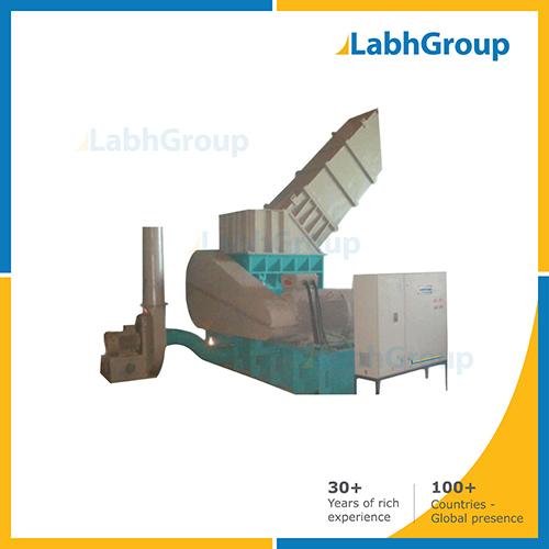 Recycle Plastic Grinder Granulator Machine For Pipe & Profiles