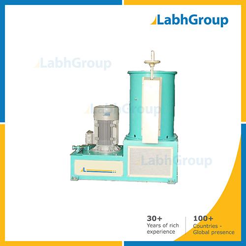 Recycle Plastic High Speed Mixer Machine