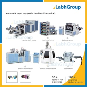 Economical Low Cost Paper Cup Making Machine