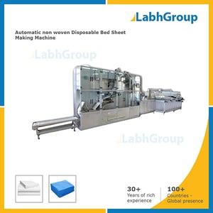 Disposable Non-woven Bed Sheet Making Machine
