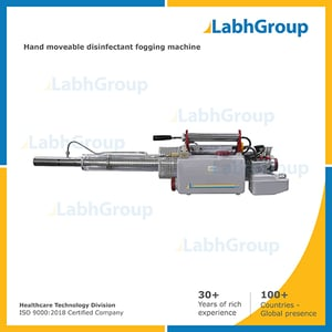 Hand Moveable Disinfectant Fogging Machine
