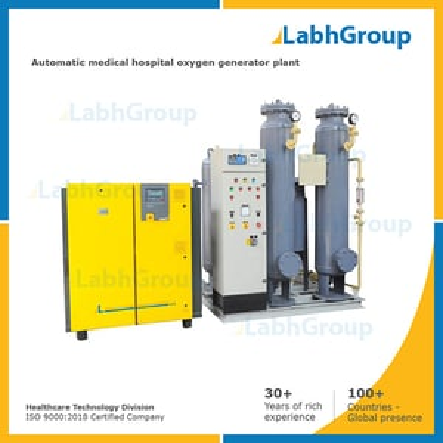 Automatic Medical Hospital Oxygen Generator Plant