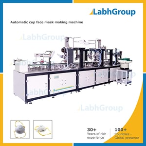Automatic Cup Face Mask Making Machine