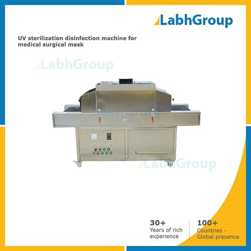 Surgical Mask Uv Sterilization Disinfection Machine