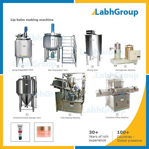 Chemical Processing Machine