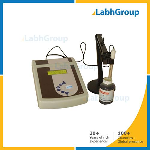 Ph Meter Desktop Model Laboratory Equipment