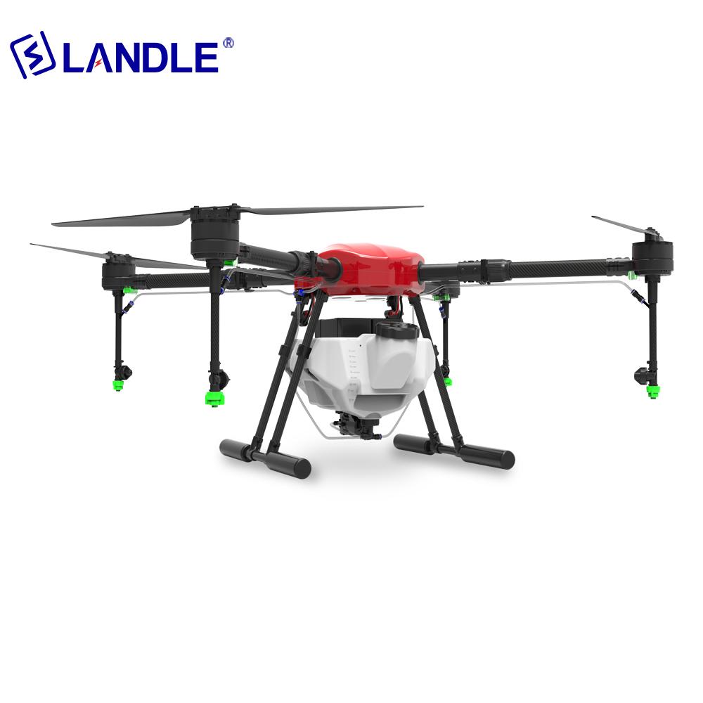 NLA410 Professional Fumigation Spraying Uav Agricultural Sprayer Drone