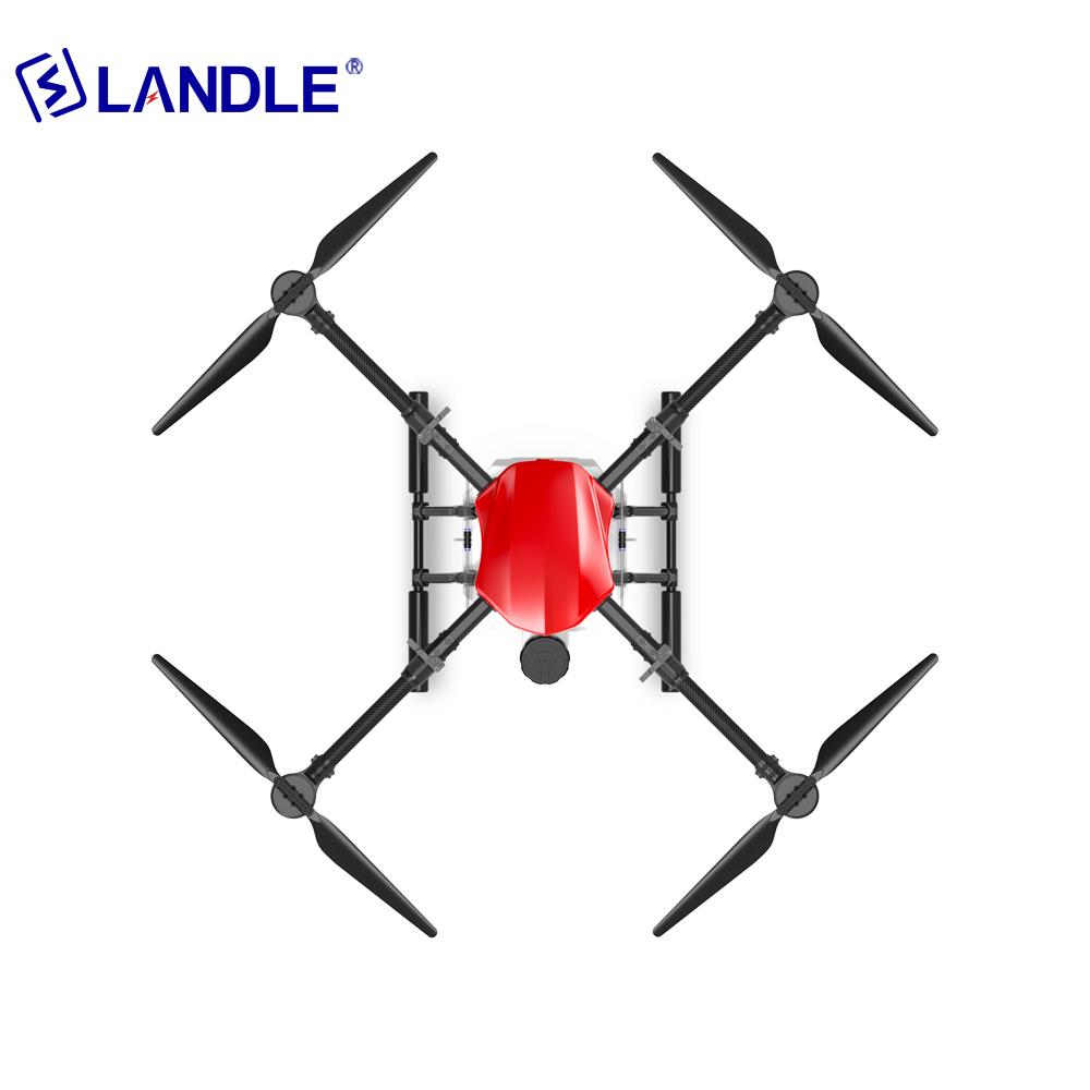 NLA410 10L Agricultural Spraying Drone For Farm