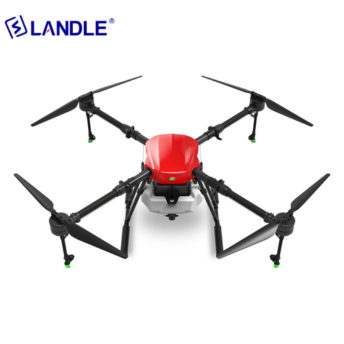 NLA410 Farm Machinery For Spraying Agricultural Drone With 10L Payload