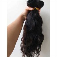 Wavy Hair Extensions or Temple Raw Hair
