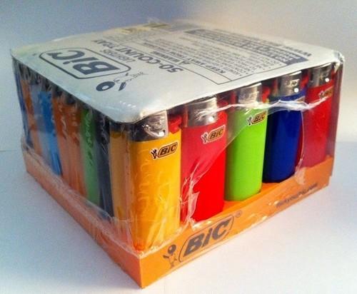 BIC Maxi Lighter 3 Blister