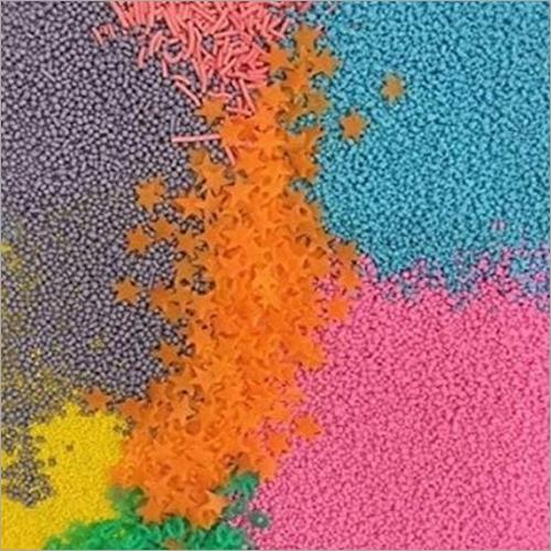 Detergent Speckle Granules