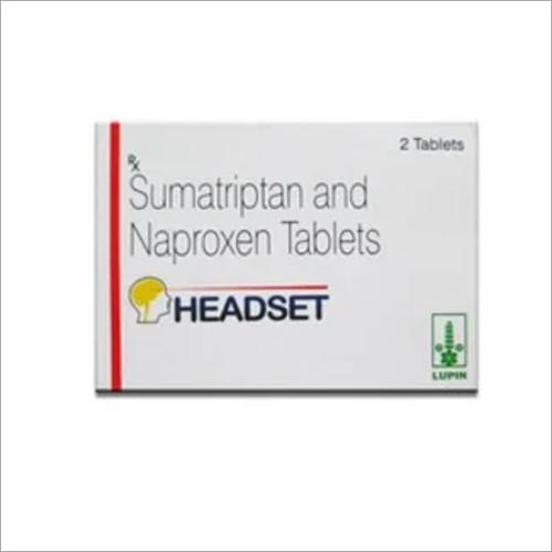 Sumatriptan And Naproxen Tablets