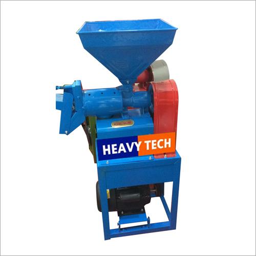 Motor Mini Rice Mill Machine
