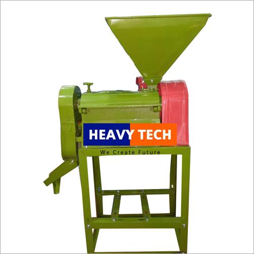 Single Phase Rice Mill Machine