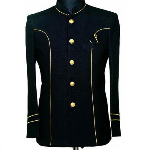 Full Sleeves Cotton Hotel Uniform Coat