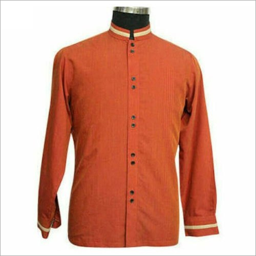 Mens Cotton Full Sleeves Hotel Uniform Coat