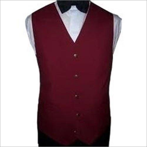 Mens Hotel Uniform Waistcoat