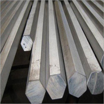 SS Hexagonal Bars 303-304