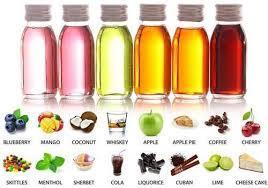 Flavours-liquid&dry Powder