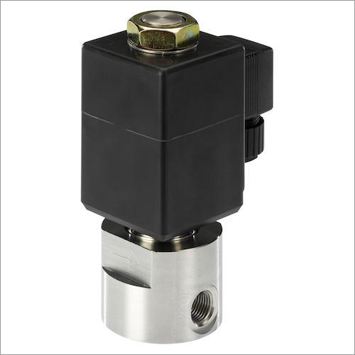 Vac Make Single Solenoid Valve