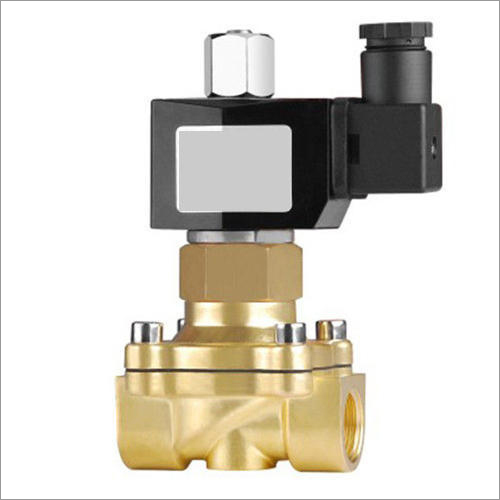 Forged Brass Solenoid Valves