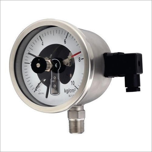 Pressure Gauge Float Switch