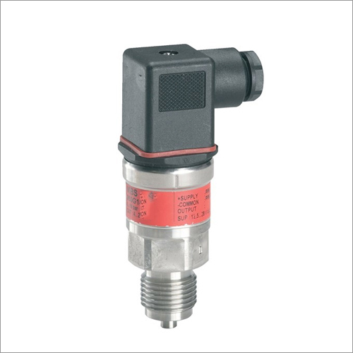 Compact High Pressure Transmitter