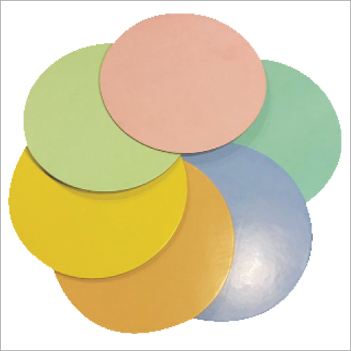 Pastel Color Cake Base Board